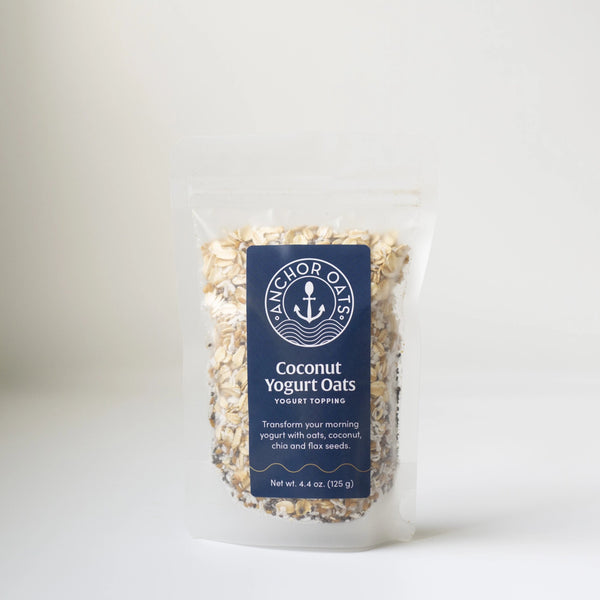 Coconut Yogurt Oats 5 Serving Standup pouch