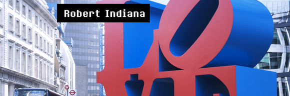 Art Look: Robert Indiana