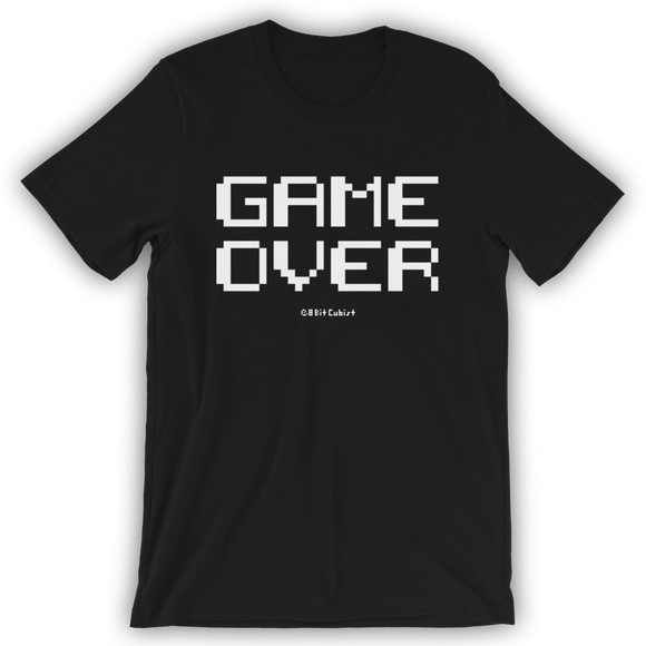Game Over 2019 Tee