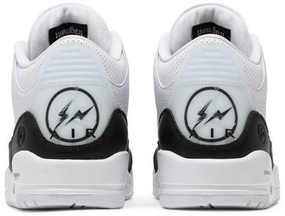 Fragment Design x Air Jordan 3 Retro SP 'White