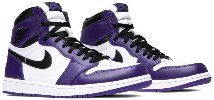 Air Jordan 1 Retro High OG 'Court Purple