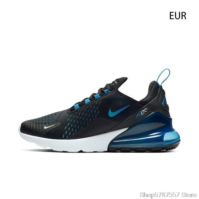Outdoor Sports Nike Air Max 270 Men's Running Shoes Sneakers Lace-up Jogging Walking AH8050 AirMax 270 Men