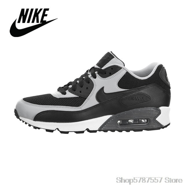 Airmax 90 Women Shoes NIKE AIR MAX 90 ESSENTIAL Running Shoes for Women Outdoor Sneakers Comfortable Sport Matching 325213-419