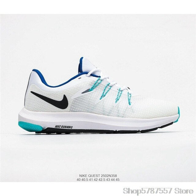 Original Nike Quest extreme running shoes full palm Phylon foam midsole men's sports shoes Size 40-45