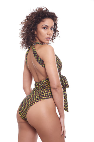 AYABA ONE PIECE SWIMSUIT