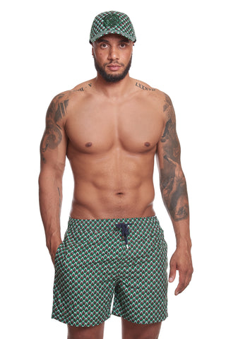 INABI GREEN MEN SHORT