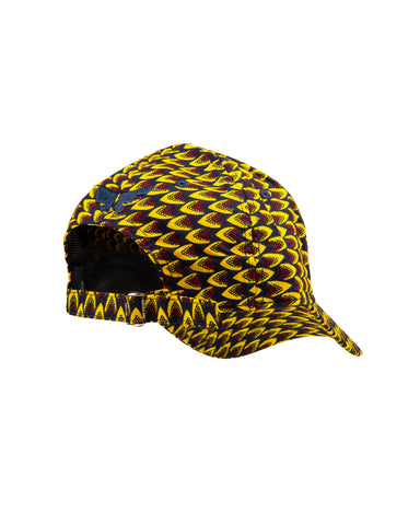 AYABA Cap Yellow/Brown