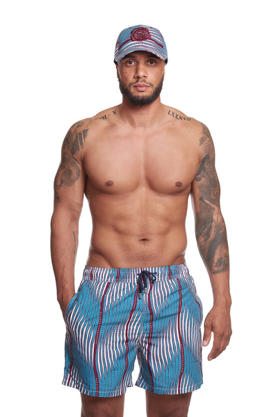 ACAI BLUE MEN SHORT