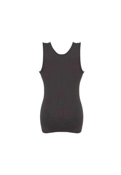 Thick Straps Vest with Bamboo Charcoal Fabric 2135 - 防曬太陽帽  功能內衣專門店  Sunna Character