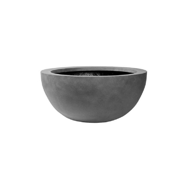 Vic Bowl Fiberstone Grau Finestgreen