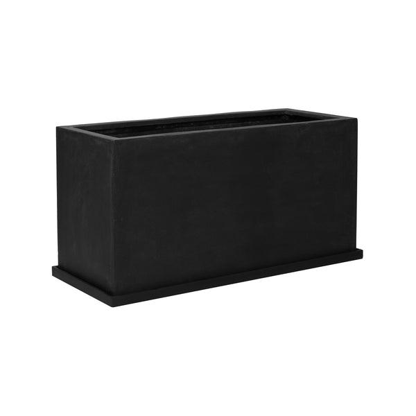 Coaster tub black