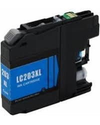 Brother Printer LC203 Cyan High Yield Ink Cartridge.