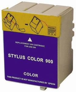 Epson T005011 New Cyan, Magenta, Yellow Compatible Inkjet Cartridge