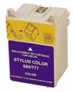 Epson T018201 New Cyan, Magenta, Yellow Compatible Inkjet Cartridge