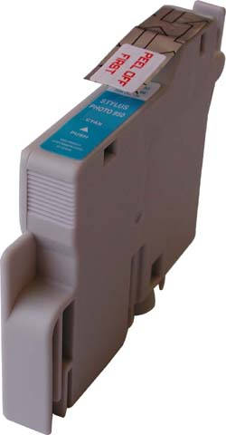 Epson Compatible Cyan Ink Cartridge Epson T033220