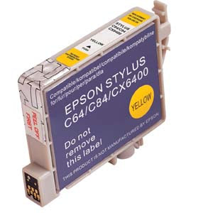 Epson Yellow Ink Cartridge Epson T044420