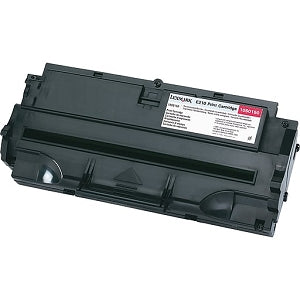 Lexmark Black Toner Cartridge 10S0150 (E210, E212 Series