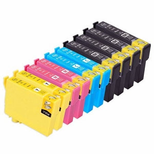 Brother 10-Pack  LC41   New Compatible Inkjet Cartridge