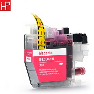 Brother LC3029XXL Compatible Magenta Ink Cartridge Extra High Yield