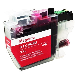 Brother LC3029 XXL Magenta compatible Ink Cartridge Extra High Yield