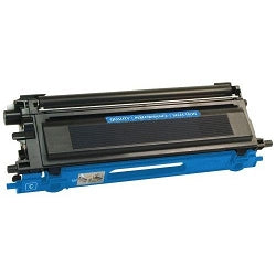 Compatible Brother TN115B Black Toner Cartridge, High Yield 4,000 Pages