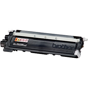Compatible Brother TN210BK Black Toner Cartridge, 2,200 Pages