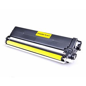 Brother TN433 Compatible Yellow High-Yield