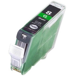 Canon CLI-8G Green New Compatible Inkjet Cartridge