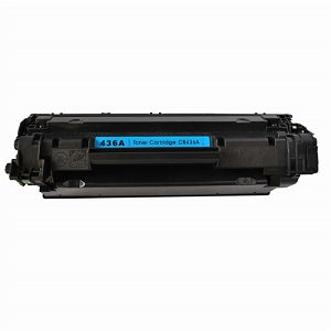 Compatible Toner Cartridge for HP 36A Black, CB436A