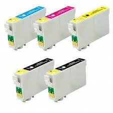Epson 5 pack  Combo T200XL High  Yield Ink set