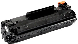 Compatible CF283A Toner Cartridge for HP 83A Black, 1,500Yield