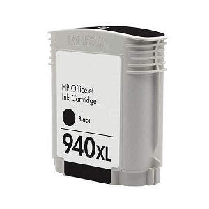 HP 940XL Black New Compatible Inkjet Cartridge