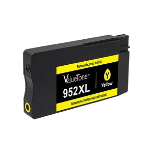 Compatible HP 952XL (L0S67AN) Yellow High-Yield Ink