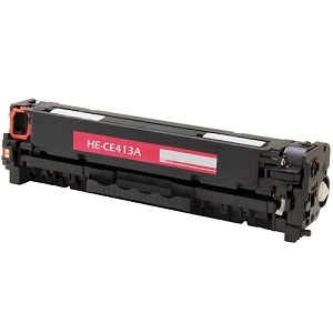 Compatible Toner Cartridge HP CE413A for HP 305A Magenta