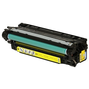 HP Color LaserJet CM3530  , CP3525 Top Quality YELLOW