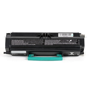 Lexmark 250, E250A21A Black compatible Toner cartridge