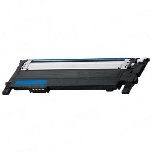 Compatible Toner for Samsung CLT-C406S Cyan
