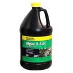Crystal Clear Algae D-Solv - 1 Gallon