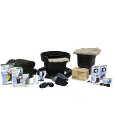 Aquascape Medium 11' x 16' Pond Kit w/AquaSurge 2k-4k Pump