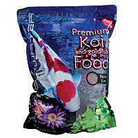 Blackwater Color Enhancing Koi Food - 5 lbs