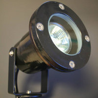 Yard Bright 20W Underwater Pond Light - Fiberglass