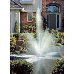 Scott Aerator Clover Big Shot Fountain - 1/2 hp