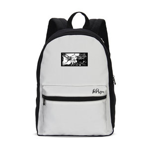 Portrait Small Canvas Backpack