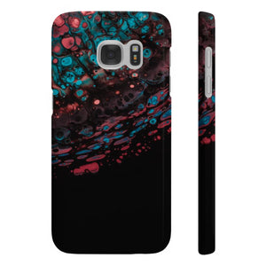 S Phase Slim Phone Cases