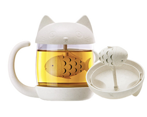 Full Belly Tea Mug with Diffuser