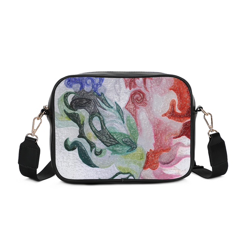 Tumbling Crossbody Bag