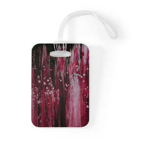 Pink Marsh Bag Tag