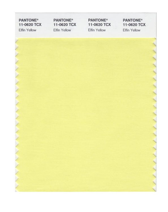 PANTONE SMART swatch 11-0620 TCX Elfin Yellow