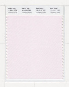 PANTONE SMART swatch 11-2511 TCX Shrinking Violet