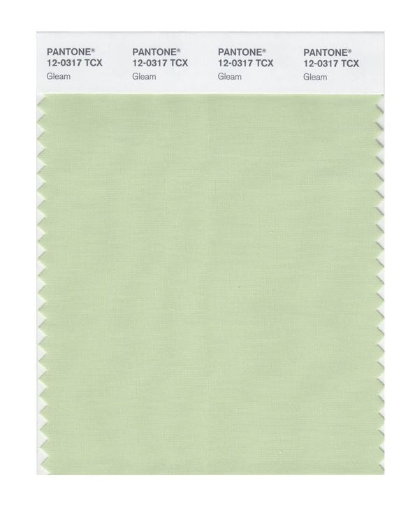 PANTONE SMART swatch 12-0317 TCX Gleam